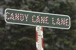 Rodgers Neighborhood Candy Cane Lane Duboistown